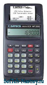 DATECS micro ECR MP5000