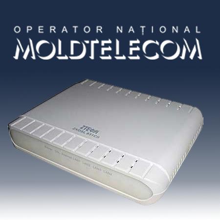 Moldtelecom ZTE ZXDSL 831 CII